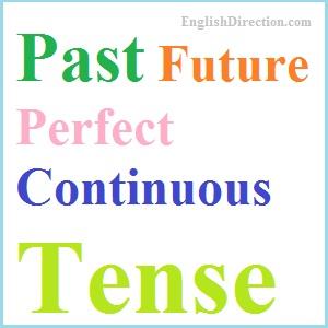 Past Future Perfect Continuous Tense: Pengertian Rumus & Contoh