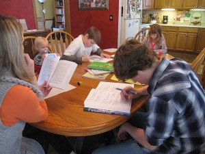 "Example of Discussion Text ""The Advantages and Disadvantages of Homeschooling"""