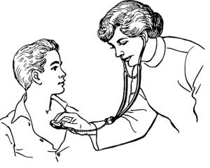 Percakapan Bahasa Inggris: Going to Doctor