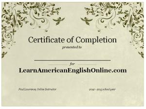 Kursus Bahasa Inggris Online Gratis dan Bersertifikat